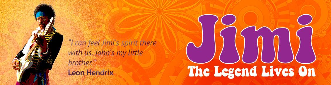 Jimi-The Legend Lives On
